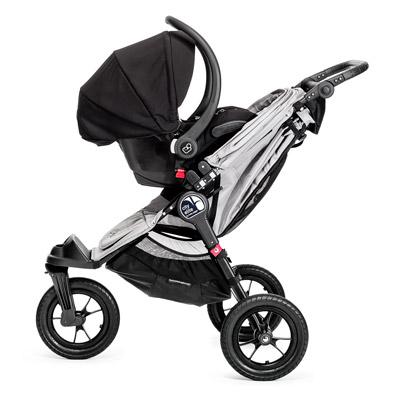 W 243 Zek Do Biegania City Elite Single Baby Jogger Gratis